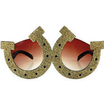Lucky Horseshoe Sunglasses