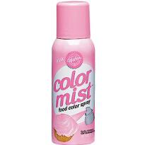 Pink Color Mist