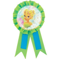 Tinker Bell Award Ribbon 6in