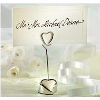 Loving Heart Place Card Holder