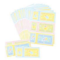 Prize Tickets Baby Shower Game