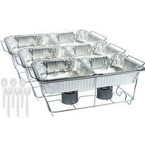 Chafing Dish Buffet Set 24pc