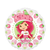 Strawberry Shortcake Balloon - Berry Cool