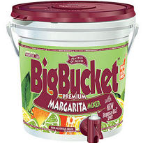 Margarita Mix Big Bucket Dispenser