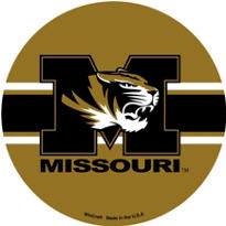 Missouri Tigers Magnet