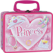Princess Metal Box