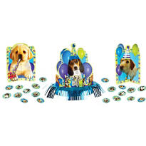 Party Pups Table Decorating Kit 23pc