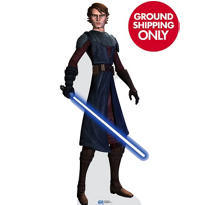 Anakin Skywalker Life Size Cardboard Cutout 73in