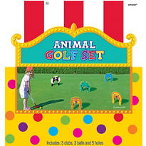 Animal Golf Set
