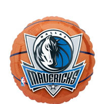 Dallas Mavericks Balloon 18in