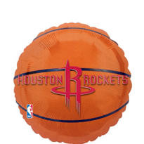 Houston Rockets Balloon 18in
