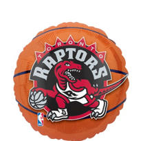 Toronto Raptors Balloon 18in