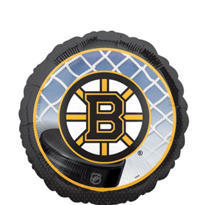 Foil Boston Bruins Balloon 18in