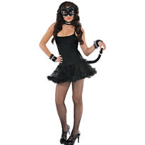 Vixen Cat Costume Kit