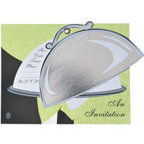 Cater To You Large Invitations 8ct