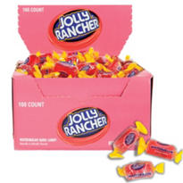 Watermelon Jolly Rancher Twist 160ct