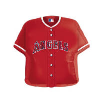 Los Angeles Angels Jersey Balloon 26in
