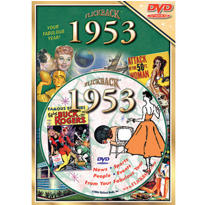 Year 1953 DVD