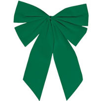 St. Patricks Day Bow 15in