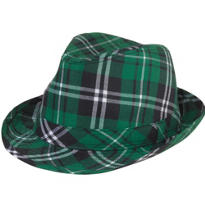 St. Patricks Day Fedora