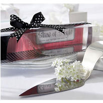 Slice of Style High Heel Cake Server
