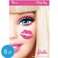 Barbie Favor Bags 8ct