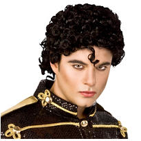 Curly Michael Jackson Wig