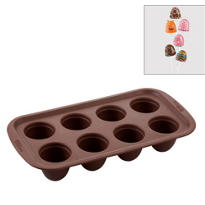 Brownie Pop Round Mold