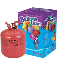 Small Helium Tank 8.9cu ft