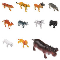 Zoo Animals 48ct