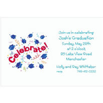 Celebrate! Custom Invitation