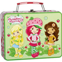 Strawberry Shortcake Lunch Box 6in