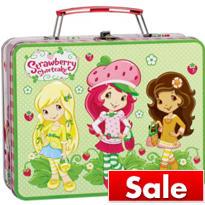 Strawberry Shortcake Tin Box