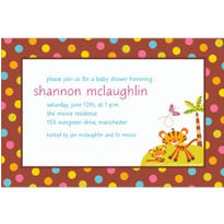 Custom Fisher Price Baby Shower Invitations