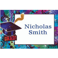Custom Grad Reflections Thank You Notes