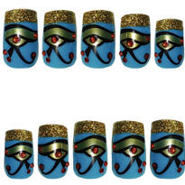 Fancy Cleopatra Nails