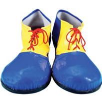 Adult Clown Shoes Deluxe