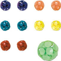 Suction Cup Balls 24ct