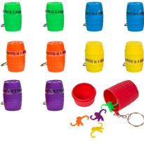 Monkey Game Keychains 24ct