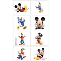 Mickey Mouse Tattoos 16ct