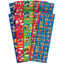 Mickey Mouse Stickers Value Pack 10 Sheets
