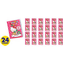 Hello Kitty Phone Book 24ct