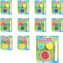 Finger Painting Sets 24ct