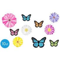 Glitter Spring Cutouts 10ct