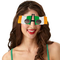 Irish Flag Sunglasses