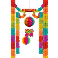 Fiesta All-in-One Decoration 20ft x 20ft