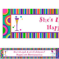 Cocktail Chic Custom Banner 6ft