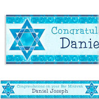 Shimmering Star Custom Banner 6ft