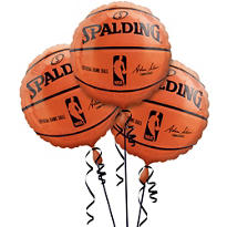 Spalding Balloons 18in 3ct
