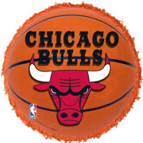 Chicago Bulls Pinata 18in